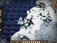 Ice glitch