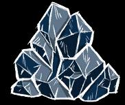 Mini glaciar