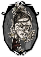 Wickerbottom Survivor Skin Portrait