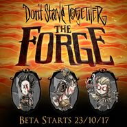 The Forge Beta Promotional 1