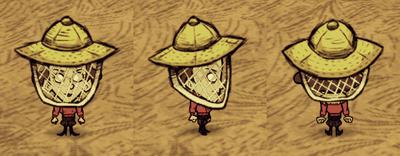 Beekeeper Hat Wheeler