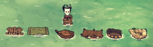 Shipwrecked Boats