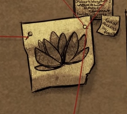 Abigail Flower Poster