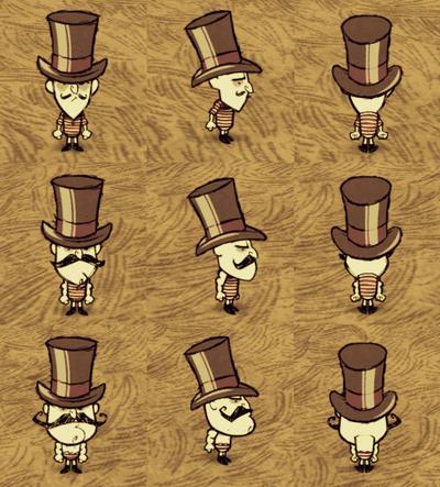 Top Hat Wolfgang