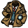 Crime Solving Overcoat Icon