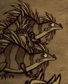 Grass Gekko Close up Screenshot