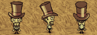 Top Hat Warly