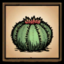 Cactus Settings Icon