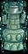 Statue Rook Moonglass