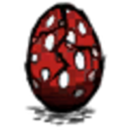 Tallbird Egg Too Hot