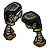 Ultimate Performer's Gloves Icon