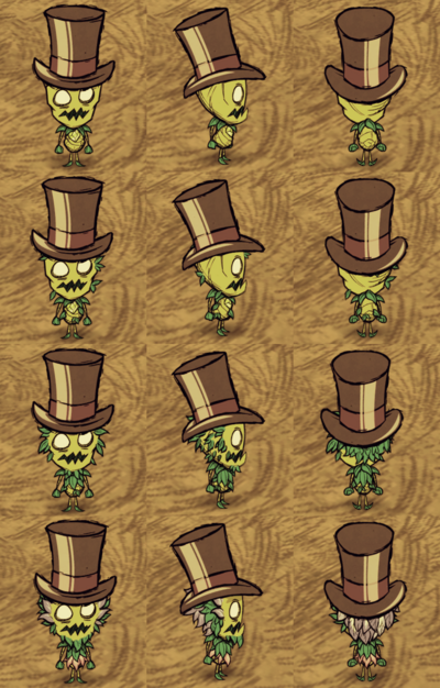 Top Hat Wormwood
