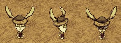 Beefalo Hat Wickerbottom