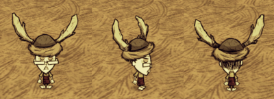 Beefalo Hat Wickerbottom