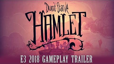 Don't Starve Hamlet E3 2018 Gameplay Trailer