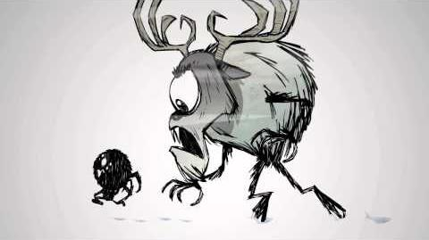 Don't Starve Reign of Giants Expansion - Winter Teaser-1