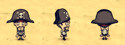Pirate Hat Warly