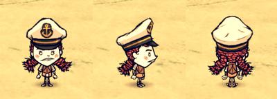 Captain Hat Wigfrid