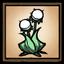 Light Flower Settings Icon