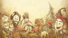 Winter's Feast 2018 Loading Screen