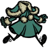 Yuletide Frock Icon