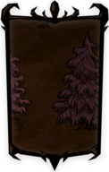 Lumpy Tree Portrait Background