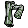 Forest Guardian Green Jammie Pants Icon