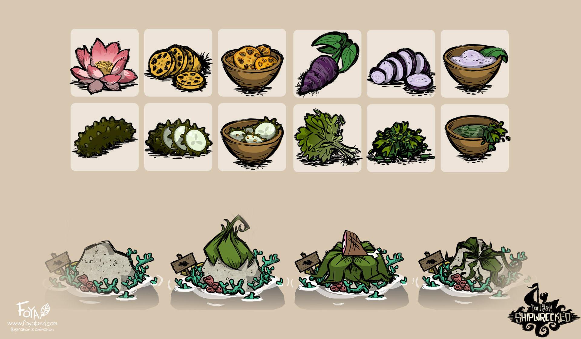 Lotus Flower Dont Starve Game Wiki Fandom Powered By Wikia