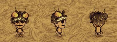 Lucky Beast Head WX-78
