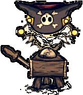 Piratidigitador cons