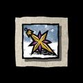 Fancy Star Bauble
