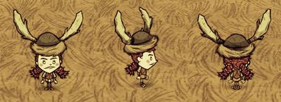 Beefalo Hat Wigfrid