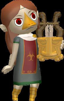 Medli harp