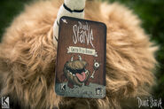 Chester Plush Tag