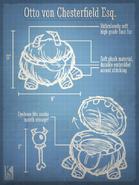 Plush Chester Blueprints