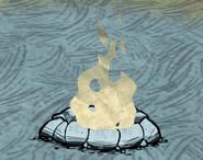 Fire Pit closeup