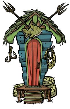 Fishermerm's Hut