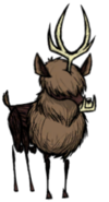 No-Eyed Deer Horned 3
