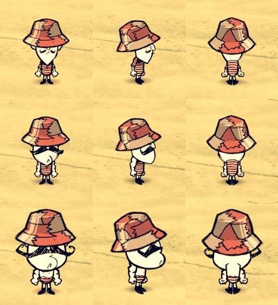 Snakeskin Hat Wolfgang