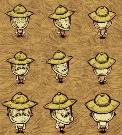 Beekeeper Hat Wolfgang