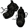Sooty Sweep's Shoes Icon