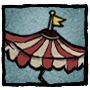 Big Top Umbrella Icon Profile Icon
