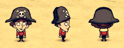 Pirate Hat Wheeler