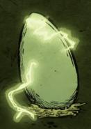 Moose Egg Lightning