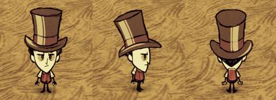 Top Hat Wilson