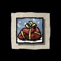 WintersFeast Poorly Wrapped Package