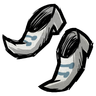 Hoarfrost Shoes Icon