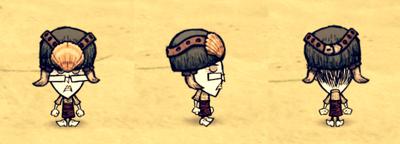 Horned Helmet Wickerbottom