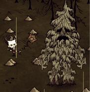 Lumpy Treeguard Ingame