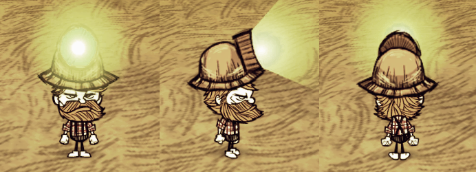 Miner Hat Woodie